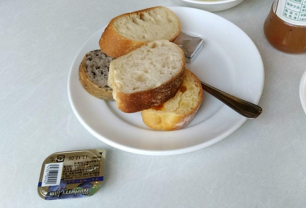 安佐南区沼田町伴 Vanguard パンのチョイス