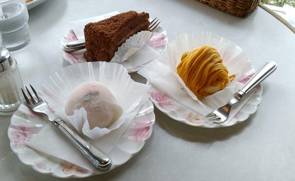 安佐南区沼田町伴 Vanguard ケーキ