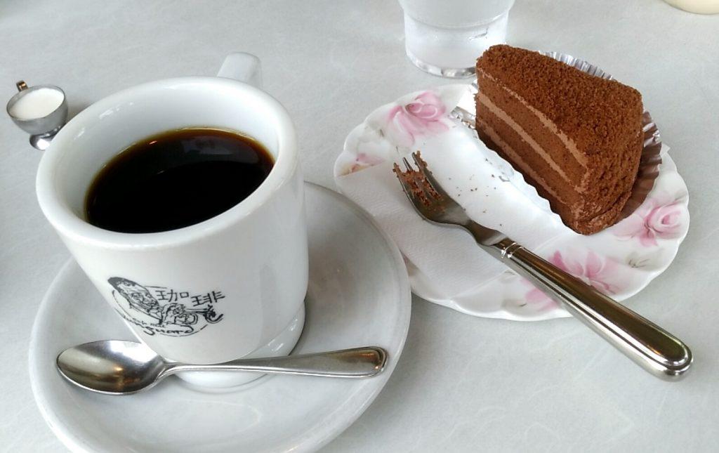 安佐南区沼田町伴 Vanguard ケーキとコーヒー