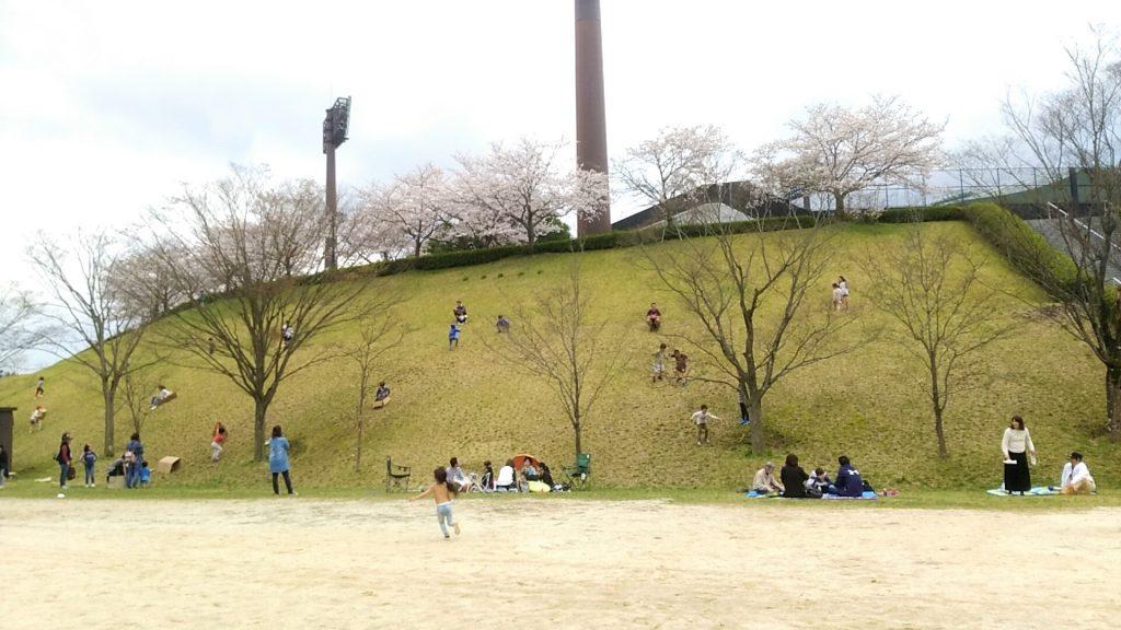 広島広域公園 坂