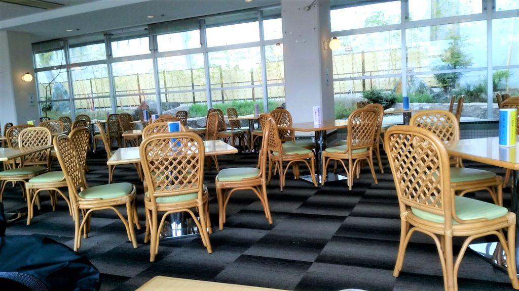 広島広域公園 レストラン