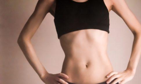女性のきれいな身体