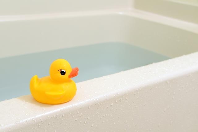 ひよこちゃんとお風呂2